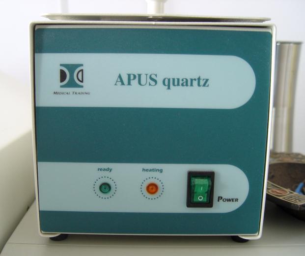 APUS  Quartz