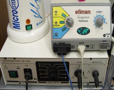Ellman2 Bisturiu Electric Electrobetter EB 100 , Italia