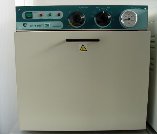 HOT DRY 30 automatic Sterilizator cu aer cald