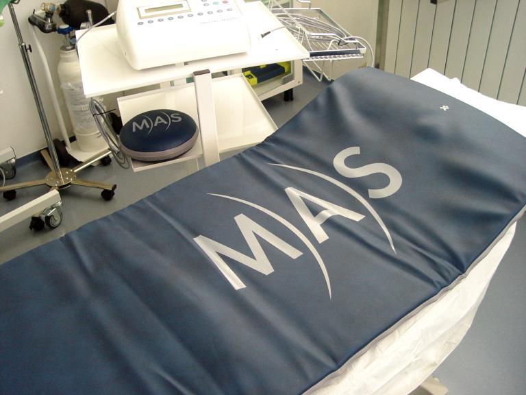 MAS- pentru terapia durerii corporale prin pulsuri magnetice